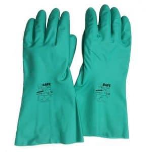 Nitril handschoen